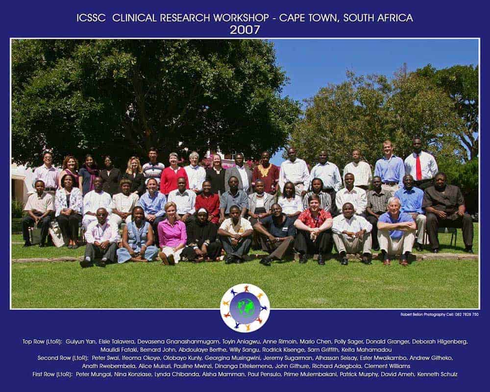 International Conference Group of Prominent Doctors, Vineyard Hote, Cape Town, South Africa.