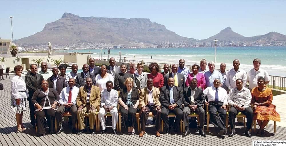 National General Council Meeting SACPO.