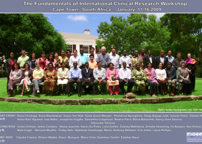 International Conference Group of Doctors, Vineyard Hotel, Cape Town, South Africa.