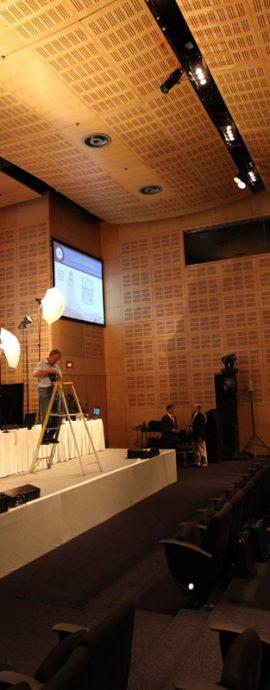 IALA March 2010 / Venue Cape Town International Convention Centre